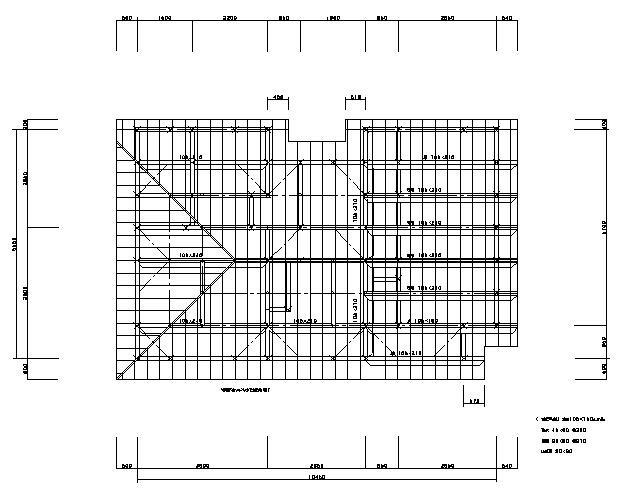 小屋伏図1