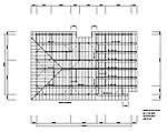 軸組小屋伏図
