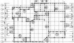 壁枠組平面図(2x4)
